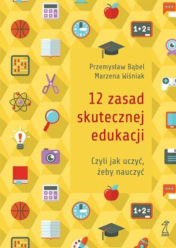 12 zasad skutecznej edukacji pdf chomikuj