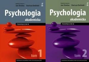 PSYCHOLOGIA AKADEMICKA Tom 1-2, Podręcznik akademicki Dostawa Gratis