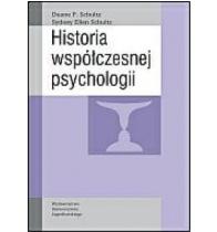 schultz historia współczesnej psychologii pdf