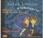 JULEK i MAJA W LABIRYNCIE (Audiobook) (CD-MP3)