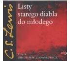 LISTY STAREGO DIABŁA DO MŁODEGO (Audiobook) (CD-MP3)