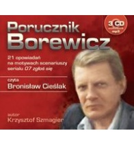 PORUCZNIK BOREWICZ (BOX 3CD mp3) (Audiobook)