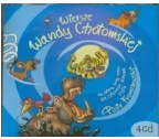 WIERSZE Wandy Chotomskiej (BOX 4CD) (Audiobook)